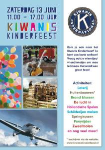 kiwanis kinderfeest